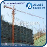 QTZ5010 crane mobile 5 ton small crane in Algeria