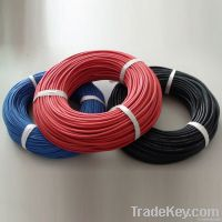 UL3135 High temperature resistant silicone rubber insulated wir