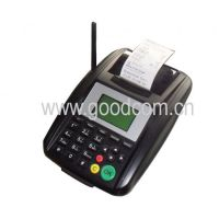 GPRS GSM SMS Printer GT5000S for lottery/mobile recharger