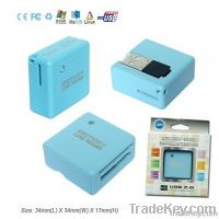 Mini USB Card Reader With SIM Function