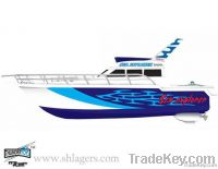 RC Boat Sea Explorer