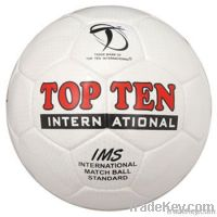 Top Ten Soccer Ball