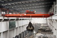 Waste Grab Overhead Crane