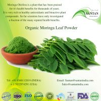 Moringa Leaf Powder ORGANIC