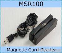 Magnetic Card Reader 3 Tracks MSR100