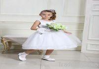 2011 Pink Nana white princess girls party dresses