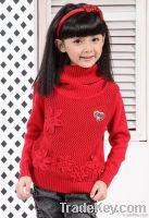 Beautiful Girl's sweater 2012