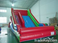 2011 hot sale inflatable slide