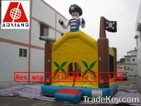 2011 hot sale pirate inflatable bouncer