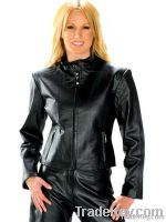 Women Leather Jackets&Leather Jeans