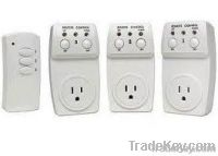 Outlet Wireless Remote Wall Outlets (3 pack)