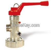 Top Valve for Water System PAA-06-08