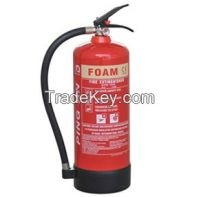 6L Foam Portable Fire Extinguisher (PAF-6)