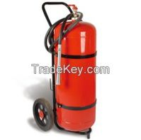 70KG Trolley Extinguisher