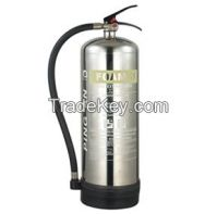 Stainless Steel Fire Extinguisher (PAFS-9)
