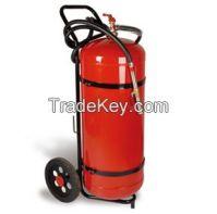 100 kgs Trolley Fire Extinguishers