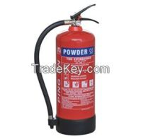 6Kg ABC Dry Powder fire extinguisher (PAP-6)
