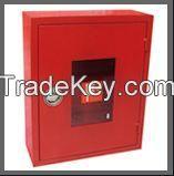 extinguisher cabinet for Hose reel and basket