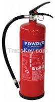 4 Kg ABC Dry Powder Portable Fire Extinguisher (PAP-4C)
