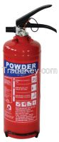 2KG ABC Powder fire extinguisher (PAP-2C)