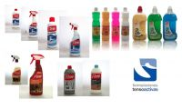 F-Tenso Cleaning Products