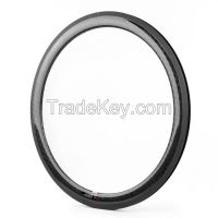 50mm Carbon Clincher Bicycle Wheel