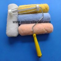 polyester/chemical cage wire paint roller cover
