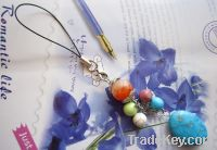 Handmade Gemstone Key Rings