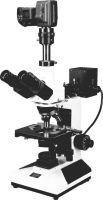 Reflected/incident light microscope