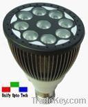 Fin LED PAR30 6W/7W/9W/12W