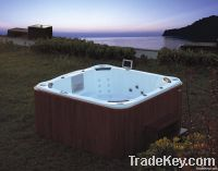 Outdoor Spa Massage Bathtub Whirlpool Multifunctional New Design