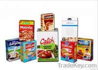 Printed Mono, Lined, E-Fluted, Corrugated Packaging Cartons / Boxes