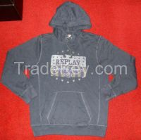 Sweat Shirt Fleece Jacket Ready Stock and OEM Order