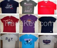 Apparel Stock Branded