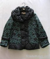 Womens' Winter Coat, Cotton-padded Coat, Polyester Top Wear , Ladies Win