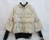 Polyester and Wool Knitwear Down Jackets winter clothes