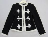 Ladies Fashion Coat  Wool Cotton Top High quality womens clothing best