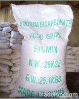 sodium bicarbonate 99.2% food grade