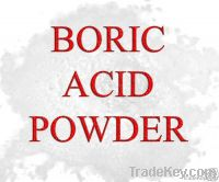 Boric Acid 99.5% (H3BO3 with Boron 18%)