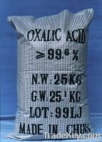 Oxalic acid SGS Report