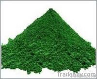 chrome oxide green pigment