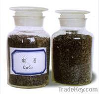 gas yield calcium carbide