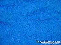 blue powder copper sulfate