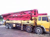 used Conrete Pump Truck 43m