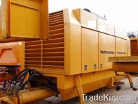 Used High Pressure Stationary Pump