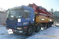 Used Concrete Pump Truck 57M