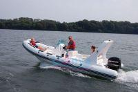 Liya 22feet Rigid Inflatable Boat, Rib Boat 6.6m