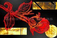 Flower Wall Art Canvas Prints