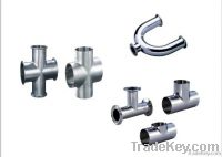 Sanitary Bend (U Type, Clamp, Welded, Threaded)