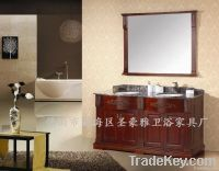 Double Bathroom Cabinet